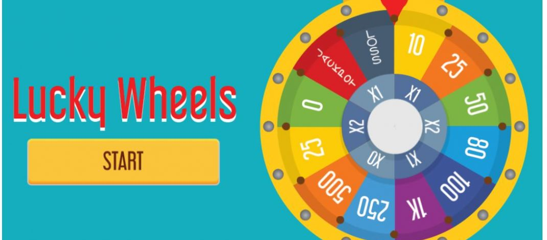 Lucky wheels for online real money
